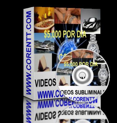 Imagen Videos Subliminales GANR 5,000 DOLARES POR DIA