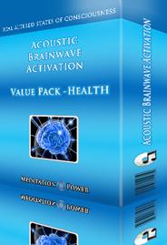 Pack de Valor Salud - Audios Acusticos