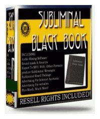 Subliminal black book