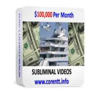 Subliminal Videos - 100 k per month